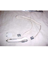 APP IPOD/IPHONE CAR CHARGER - USED - $4.99