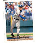 UpperDeck 1993 Padres-J. Gardner,Expos-M. Gardiner,& Athletics-K. Down(6... - $9.95