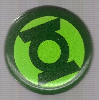 Primary image for Green Lantern Pinback!