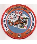 USCG Coast Guard Station New Jersey Atlantic City Patch  - $10.99