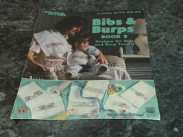 Bibs & Burps Book 2 by Linda Gillum Leaflet 2174 - $3.99