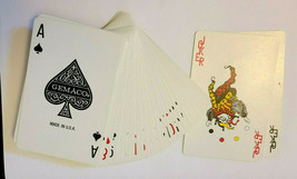 Weyerhaeuser Paper Company Gemaco Deck of Playing Cards   (#016) image 2