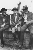 Butch Cassidy and The Sundance Kid Cast 18x24 Poster - $23.99