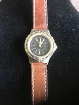 Vintage Ladies Gitano Analog Quartz Watch 9686 Needs Battery - $12.87