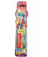 Colgate Kids Minions Toothbrush Extra Soft 2pk - $7.16