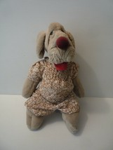 """Vintage WRINKLES by Ganz Bros 18"""" Full Body Hand Puppet with Leather Tag  - $16.68"""