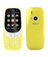 Boxed Sealed Nokia 3310 64MB (Yellow) - UNLOCKED - $75.00