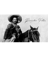 Pancho Villa (signed) POSTER 24 X 36 INCH Mexico History Revolution - $19.94