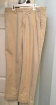 Polo Ralph Lauren Slim Fit Cotton Pants 32x30 - $22.26