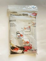 """Living Solutions VacuumStorage/Travel Bag Extra Large Clear X-LARGE 35""""... - $7.50"""