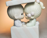 Precious Moments: Our First Christmas Together - 101702 - Music Box