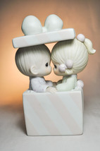 Precious Moments: Our First Christmas Together - 101702 - Music Box - $21.43