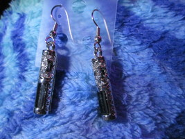 Ladies Fashion Beatiful stick Dangle earrings - $15.50