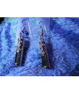 Ladies Fashion Beatiful stick Dangle earrings - $15.50