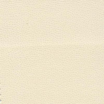 Ultrafabrics Upholstery Promessa Pearl 363-5848 Cream Faux Leather 3 yds T-26
