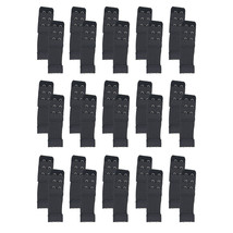 Adjustable Stretchy Bra Band Extender 30-Pack (10 each of 2, 3 and 4-hoo... - $19.98