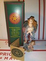 Boyds Bears & Friends Folkstone Oceania the Ocean Angel Figurine #2823 w... - $11.27