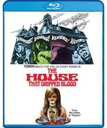 The House That Dripped Blood - Scream Factory [Blu-ray] - $29.95