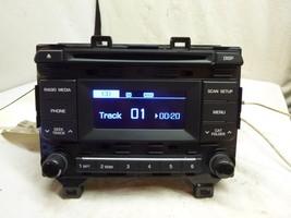 15 2015 Hyundai Sonata Radio Cd MP3 Player 96170-C20004X FAD1 - $30.49