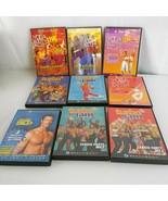 Lot of 9 Beachbody Workout Fitness Dvds Turbo Jam Yoga Booty Ballet Power 90 - $79.19