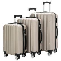 3-in-1 Multifunctional Large Capacity Traveling Suitcase Luggage Set Cha... - $107.24