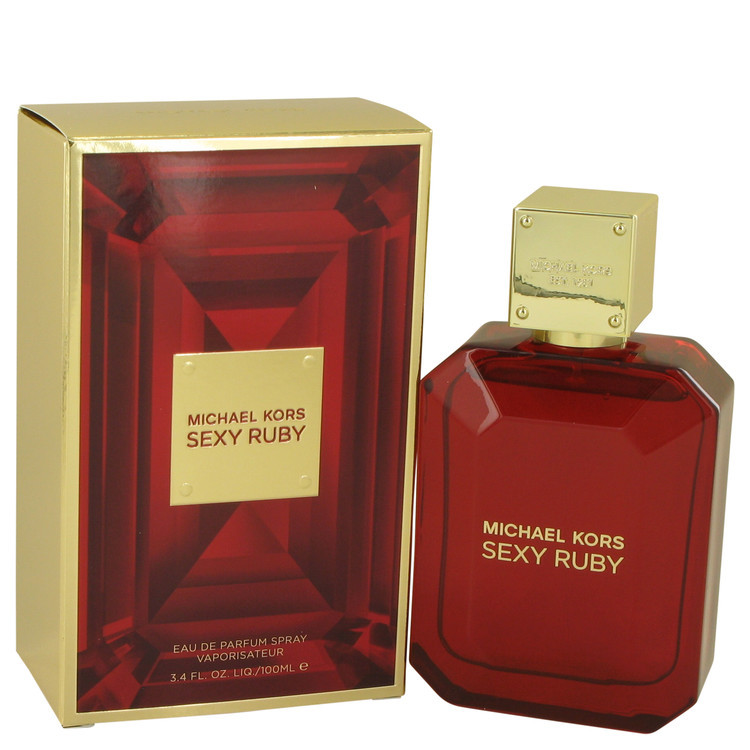 Michael Kors Sexy Ruby 3.4 Oz Eau De Parfum Spray