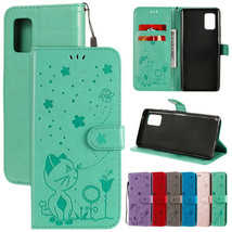 For Samsung Galaxy A71/A51/A10/A20e/A81/A91 Leather Wallet Magnetic Flip cover - $55.00