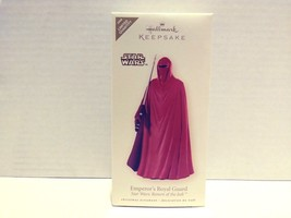 2008 Hallmark Keepsake Star Wars Emperor's Royal Guard Ornament - $49.99