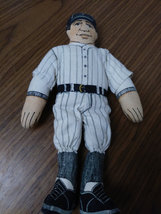 1979 Hallmark Series 1 Babe Ruth Collectible Doll in Box image 3
