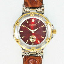 Popeye The Sailor Man Sub-Seconds Red Dial Fossil Rare New Never Worn Watch $159 - $157.26