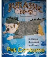 Jurassic Dinosaur Dog Costume SZ Medium NEW Pet Costume - $15.00