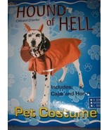 Hound of Hell Dog Costume SZ SM Hell Hound NEW Pet - $15.00