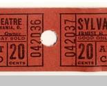 Ticket sylvan theatre double thumb155 crop