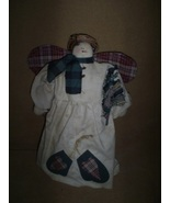 Primitive Folk Art Angel Doll (New) - $10.00