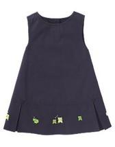 Puddle Jumping Gymboree NWT Green Frog Dress Jumper 6- 12  mos.  - $11.49