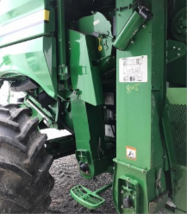 2014 JOHN DEERE S680 For Sale In Hudson, Indiana 46747 image 8