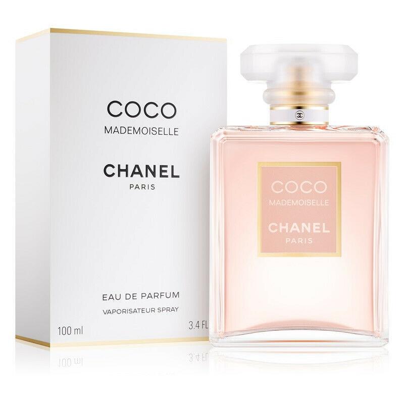 CHANEL Coco Mademoiselle EDP SPRAY 3.4 oz. NiB Guarantee 100 % AUTHENTIC - $169.00