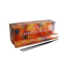 Hem Best Seller African Musk 120 Incense Stick Free Shipping - $7.66