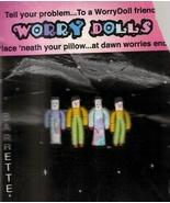 Worry Dolls Hair Barrette - $6.99