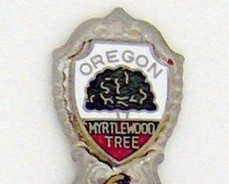 Souvenir Spoon - United States - Oregon