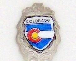 Souvenir Spoon - United States - Colorado