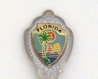 Souvenir Spoon - United States - Florida