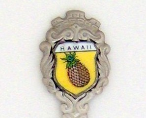 Souvenir Spoon - United States - Hawaii