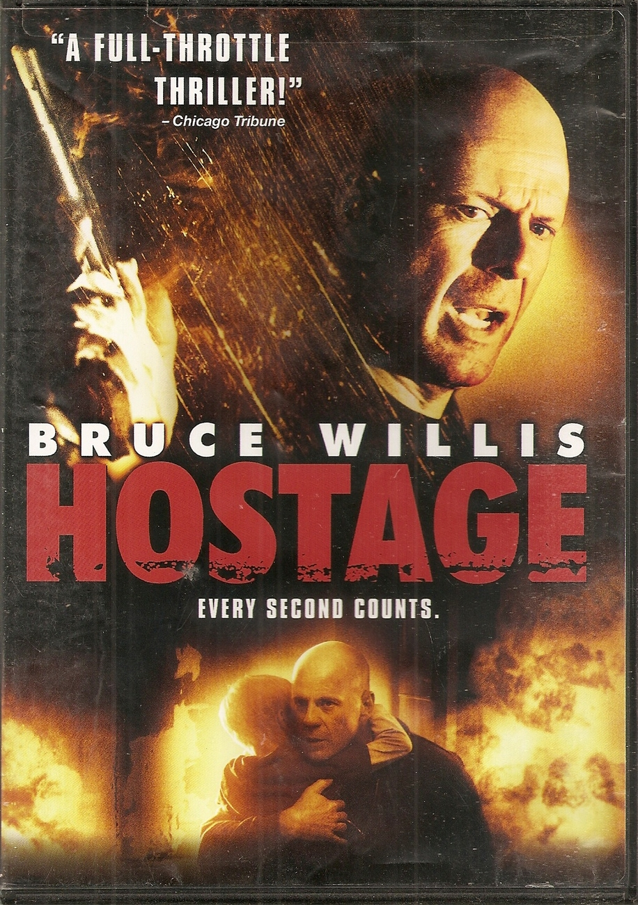 Primary image for DVD--Hostage