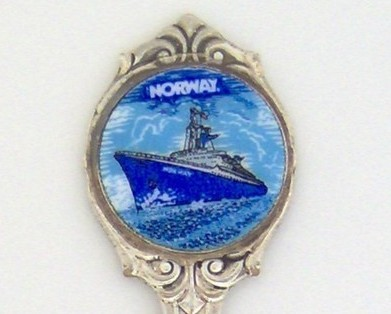 Souvenir Spoon - International - Norway