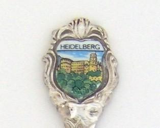 Souvenir Spoon - International - Heidelberg, Germany