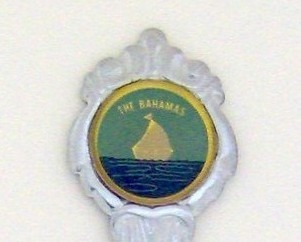Souvenir Spoon - International - Bahamas