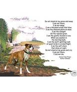 Beloved Pet Memorial Do Not Stand at My Grave and Weep - $24.95