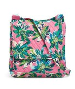 Vera Bradley Factory Style mailbag crossbody in Tropical Paradise - $38.00