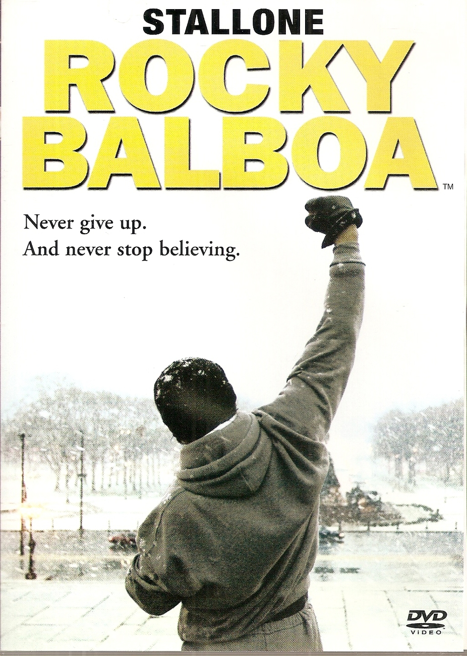 Primary image for DVD--Rocky Balboa [WS]